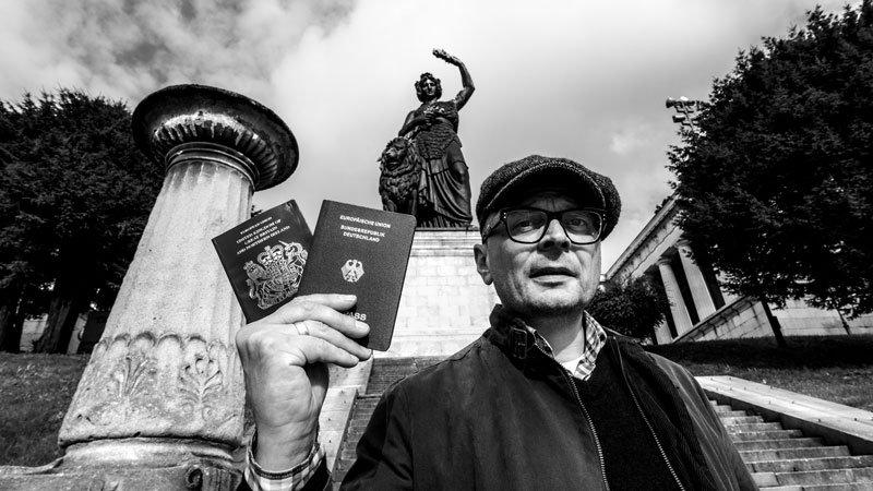 Marcus John Henry Brown Doppelte Staatsbürgerschaft