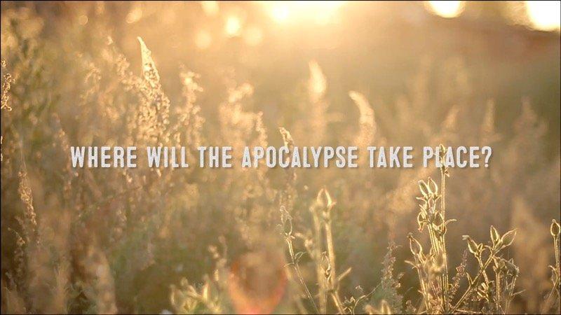 Zombie Apocalypse Marcus John Henry Brown