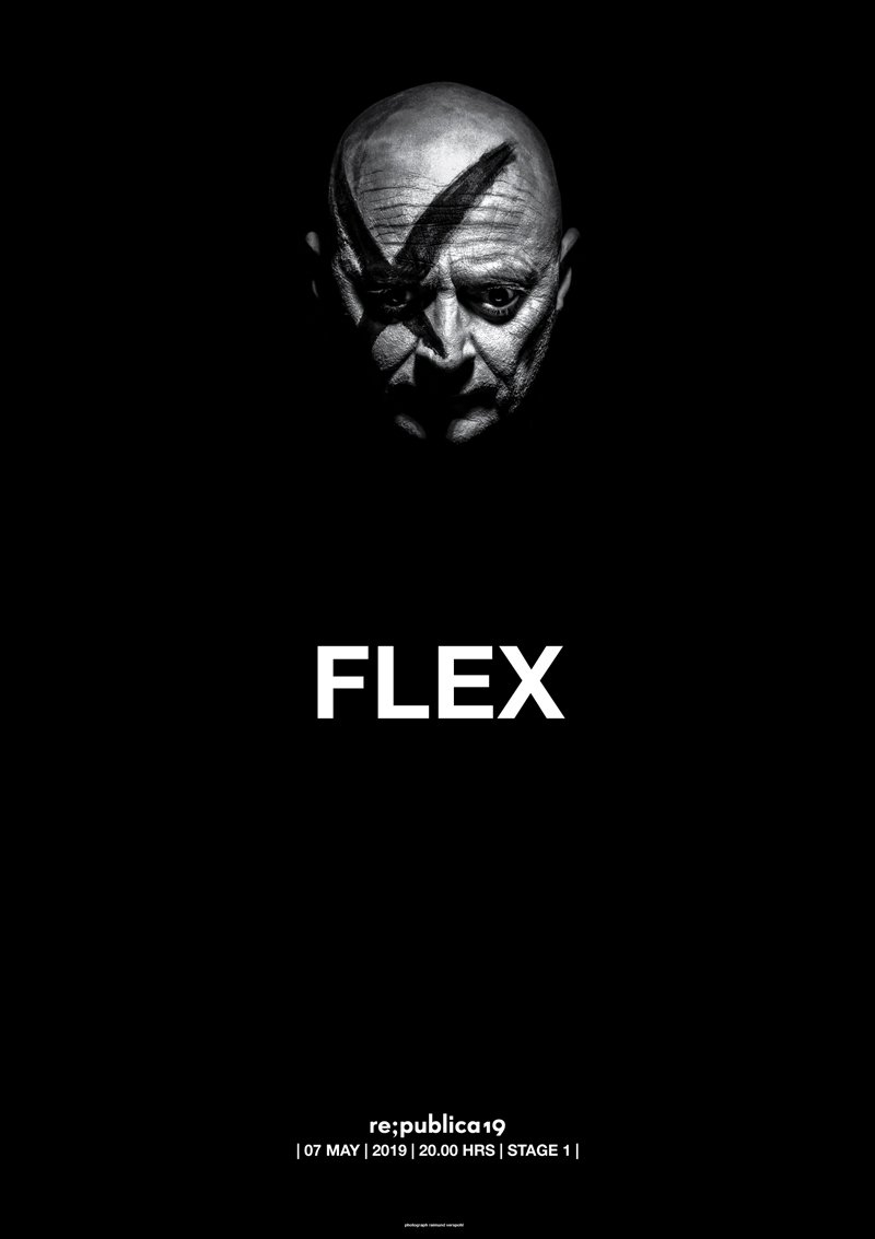 FLEX by Marcus John Henry Brown